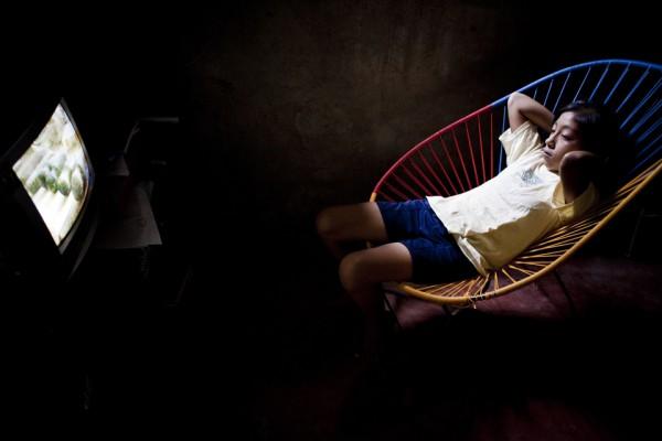 18. Deysi, la hija de Maldonado. Con ocho años era para él tan solo una voz al teléfono.